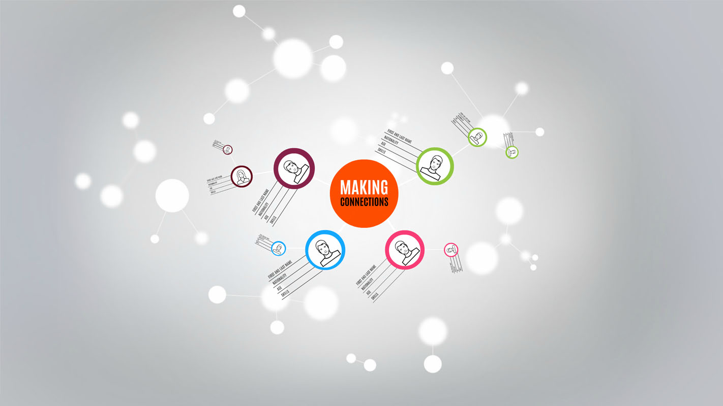 Connect a team prezi template creatoz collection template pronofoot35fo Gallery