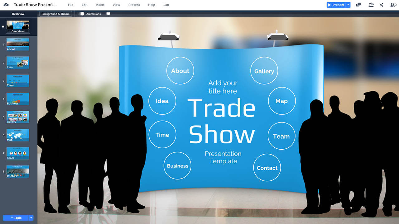 trade-show-booth-popup-stand-advertising-prezi-presentation-template