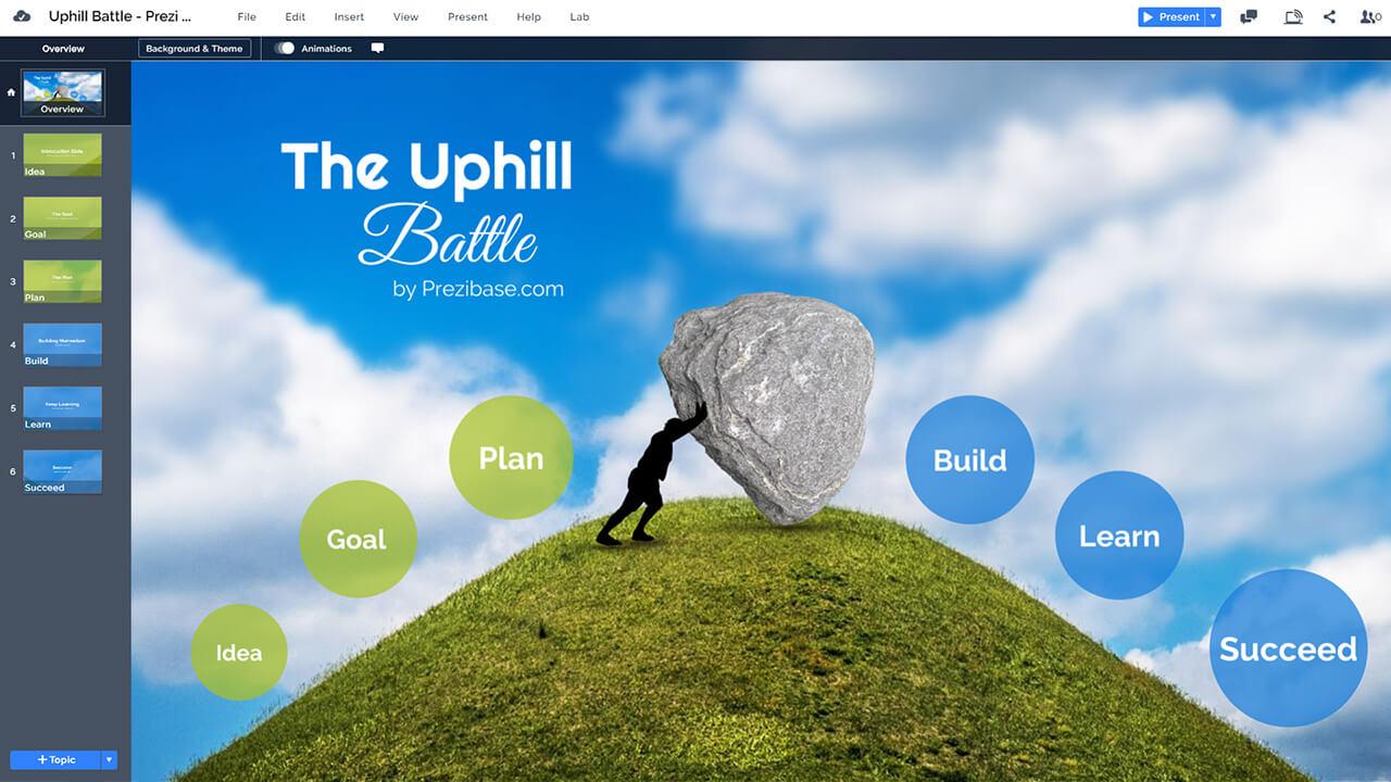 mountain-uphill-battle-solve-problem-challenge-success-presentation-prezi-template